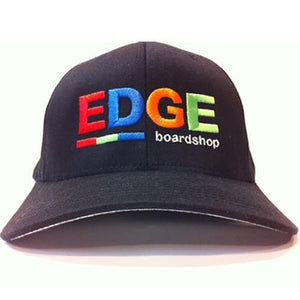 EDGE Hat: EDGE OG Logo Embroidered Hat Hats- Edge Boardshop