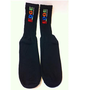 EDGE Socks: EDGE OG Logo Socks pair Socks- Edge Boardshop