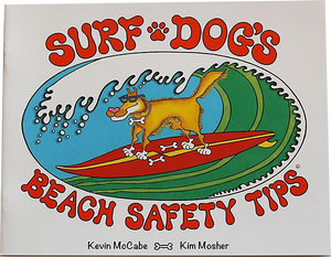 SURF DOG'S BEACH SAFETY TIPS BOOK