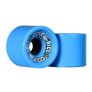 Cloud Ride Wheels BLUE CRUISER WHEELS 78A 69MM