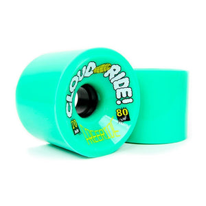 Cloud Ride Wheels Freeride 70mm 80a