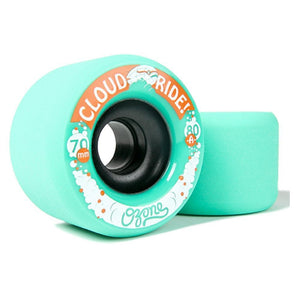 Cloud Ride Wheels Ozone 70mm 80a