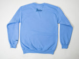 """SLFMADE"" 2 Color  Crewneck (Powder Blue)"
