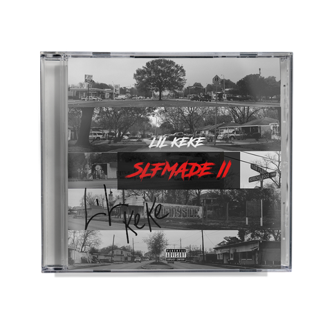 SLFMADE 2 Signed CD