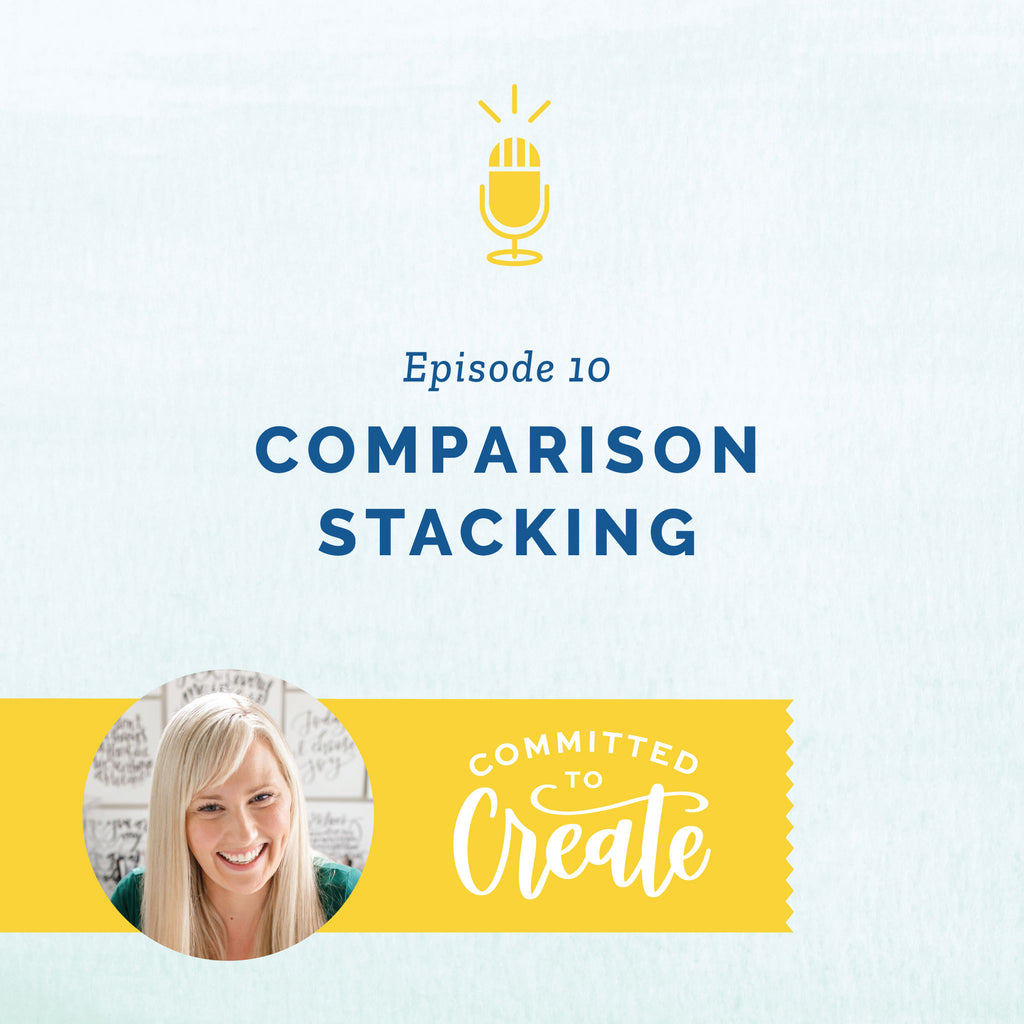 010: Comparison Stacking