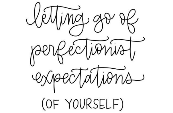 Mental Health Monday: Perfectionism and Expectations