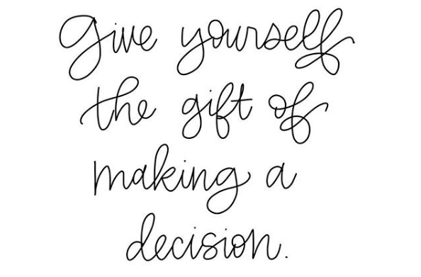 Mental Health Monday: Making Decisions