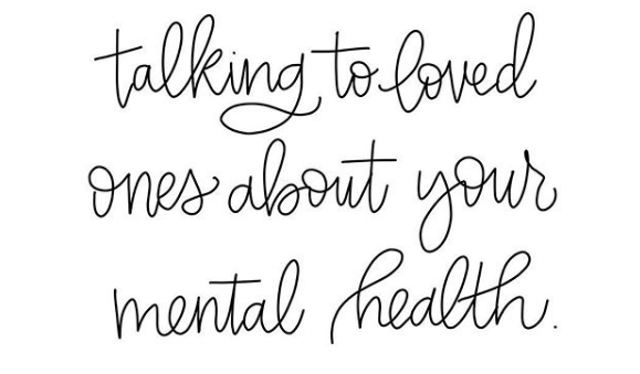 Mental Health Monday: Talking to Loved Ones About Your Mental Health