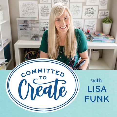 committed to create podcast