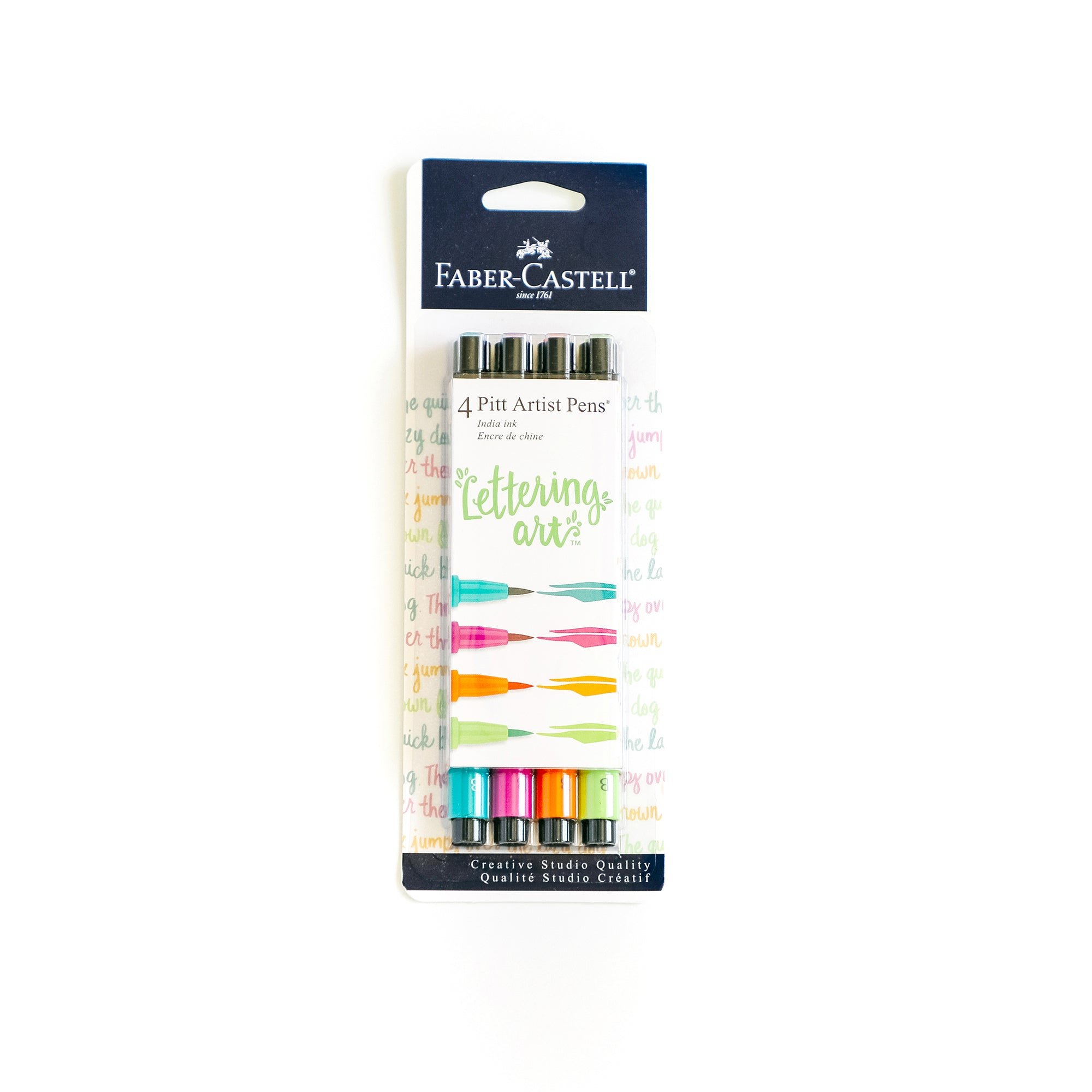 Pitt Artist Brush Pens - Brights Set