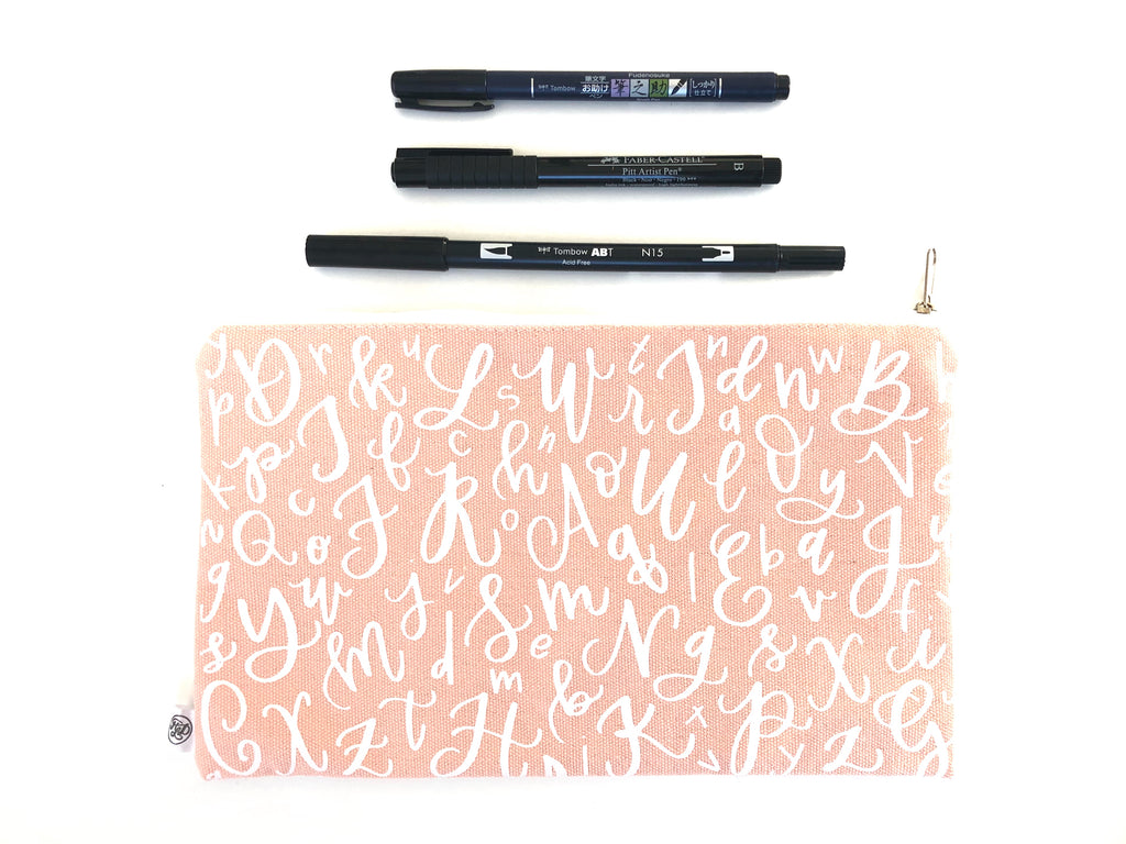 Perfect Pen Pouch Starter Kit