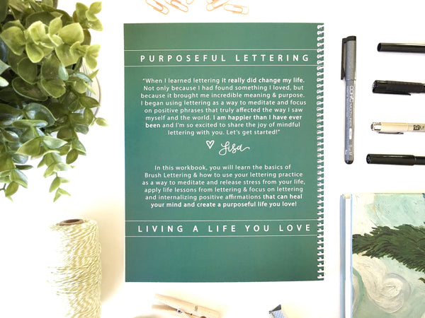 The Guide to Mindful Lettering