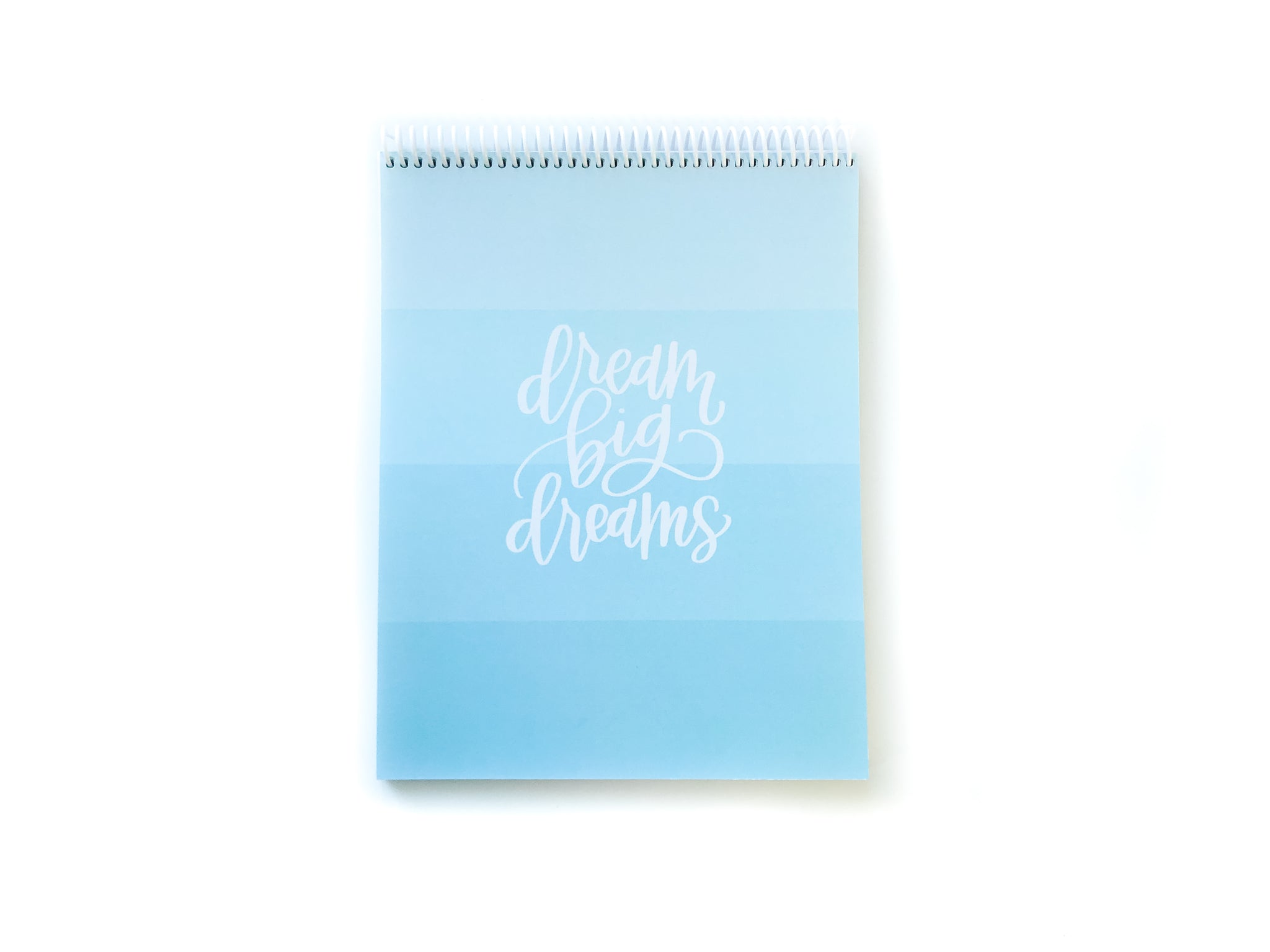Spiral Notebook - Dream Big Dreams
