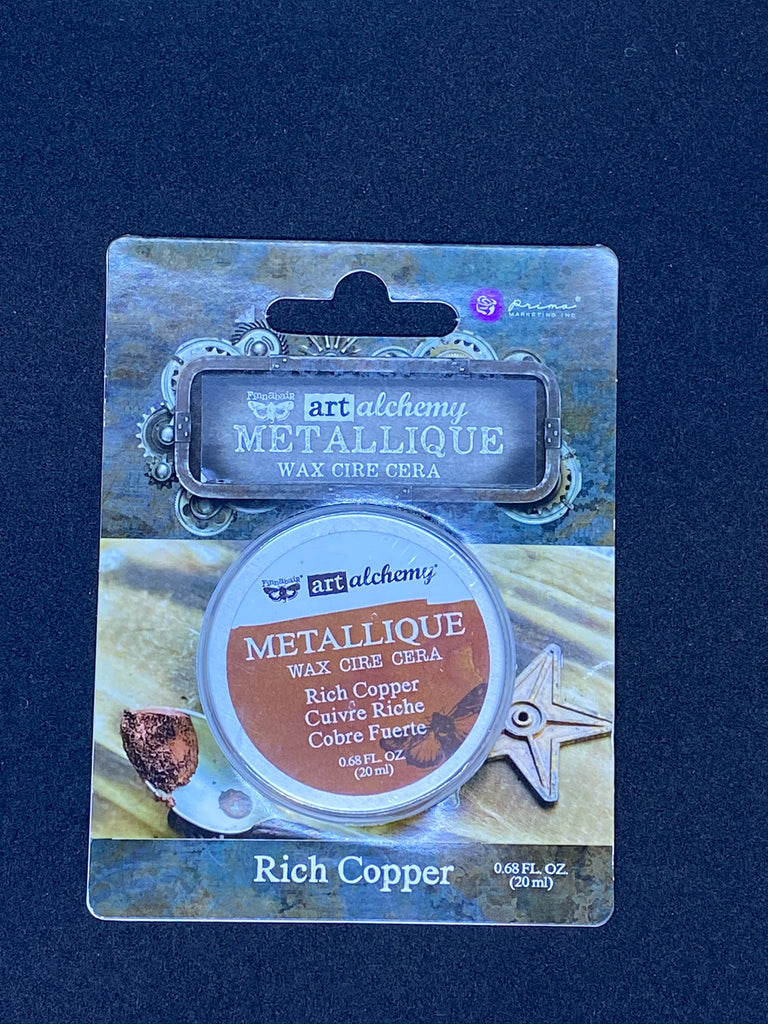 Prima Art Alchemy - Rich Copper