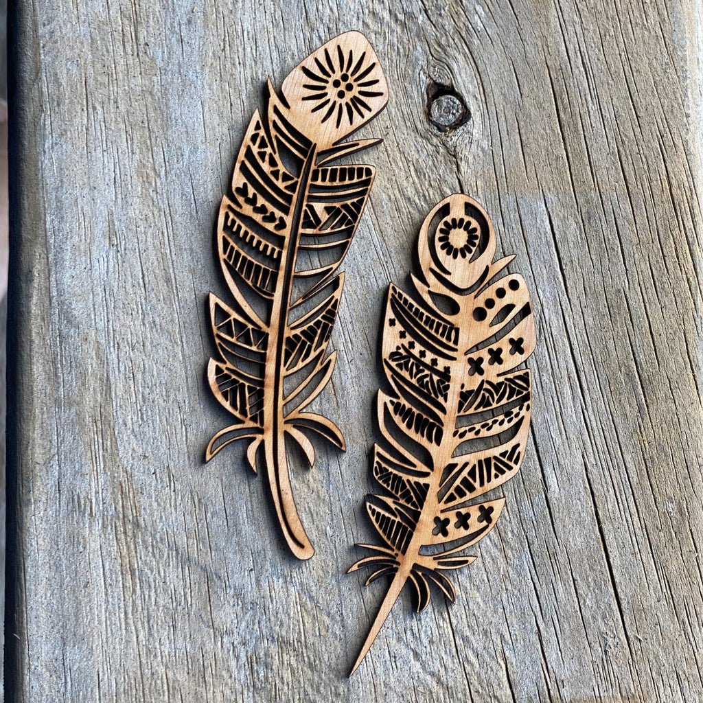 2pk Mandala Feather