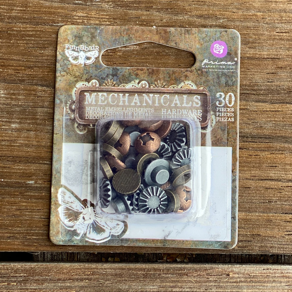 Prima Mechanicals - Hardware accents