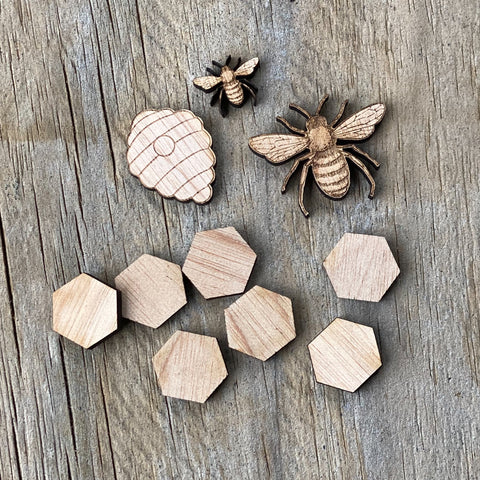 Bee Pack 2 - Plywood