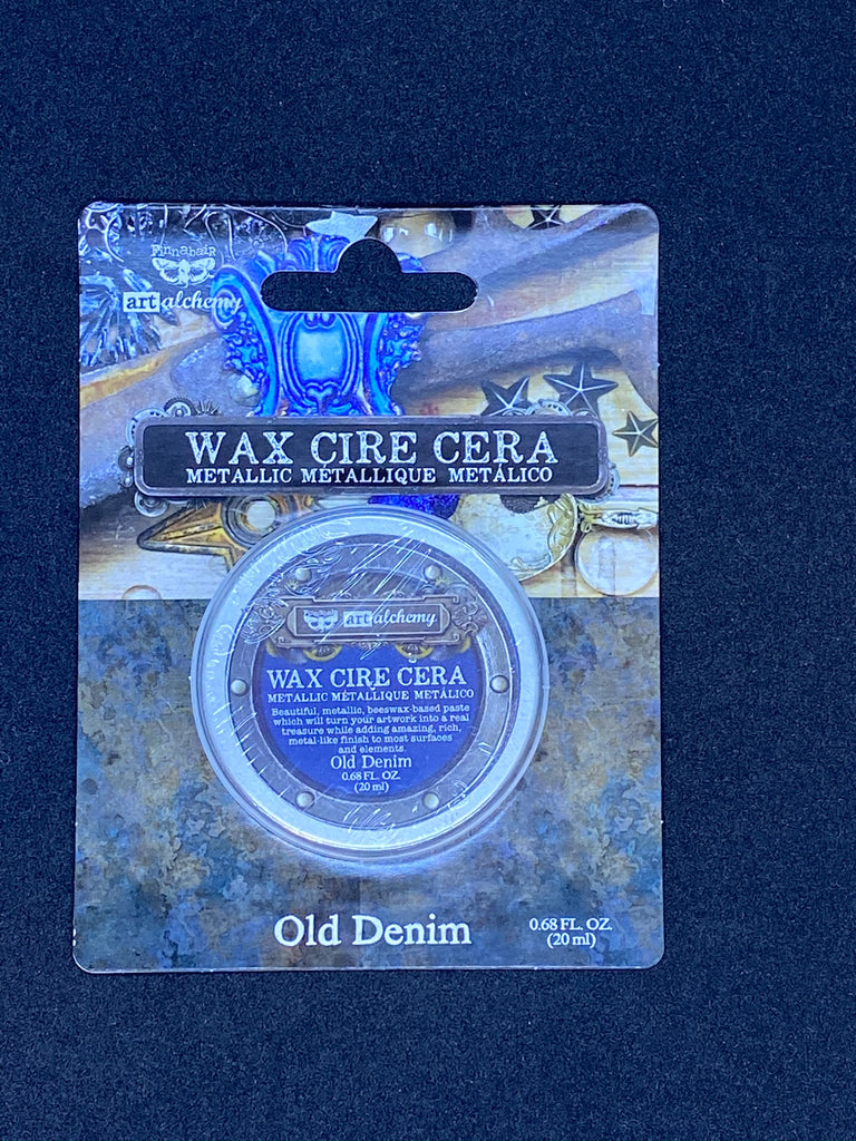 Prima Art Alchemy - Old Denim