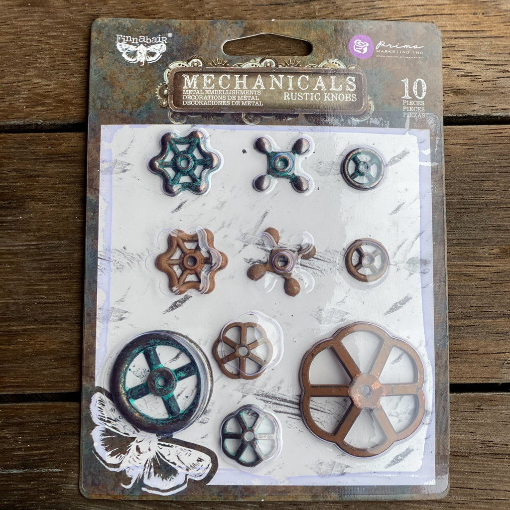 Prima Mechanicals - Rustic Knobs