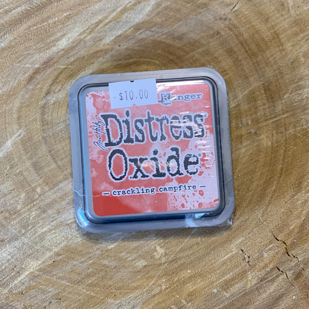 Tim Holtz - Distress Oxide Ink - Crackling Campfire