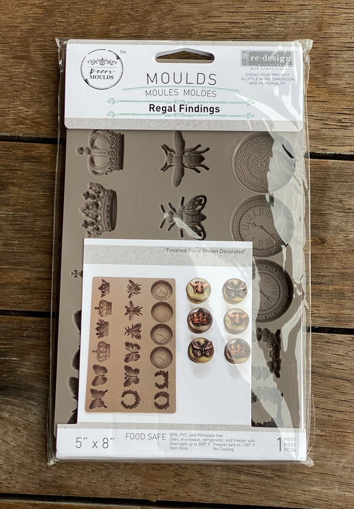 Prima re design Mould - Regal Findings
