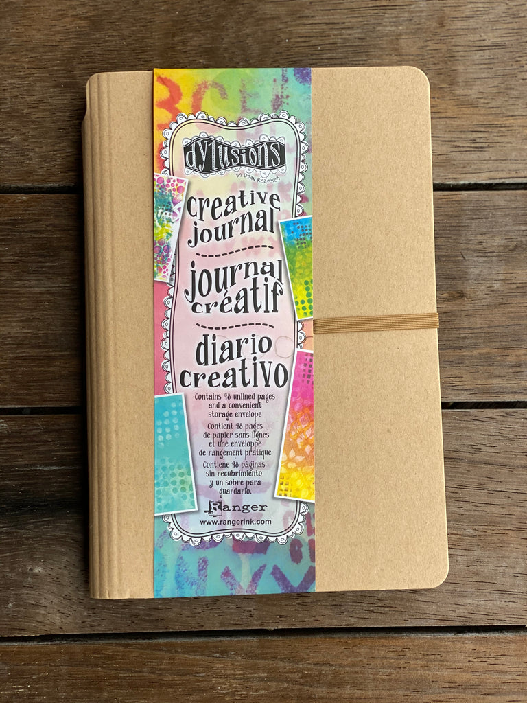 "Dylusions Creative Journal 5"" x 8"""