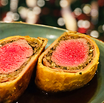 Wagyu Beef Wellington Recipe