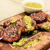 Wagyu Beef Picanha Churrasco with Chimichurri Recipe