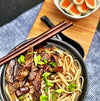 Niku Udon with Miyazakigyu Wagyu Steak