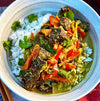 Wagyu Beef Cheek Thai Green Curry with Jasmine Rice