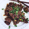 Sticky Fullblood Wagyu Beef Honey-Ginger Stir Fry