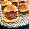 Fullblood Wagyu Cheeseburger Sliders