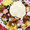 Wagyu Beef Chile Verde Chilaquiles