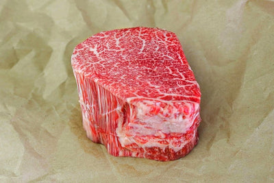 Fullblood Wagyu Beef Filet Mignon Steak