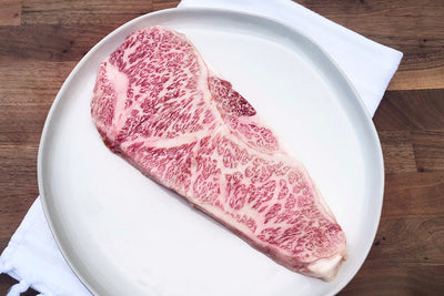 Miyazakigyu Wagyu Strip Steak