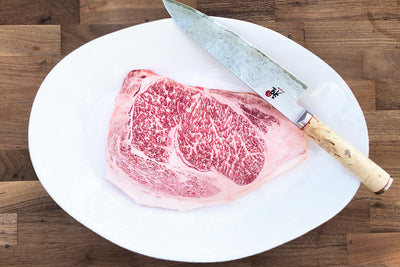 Miyazakigyu Wagyu Boneless Ribeye Steak