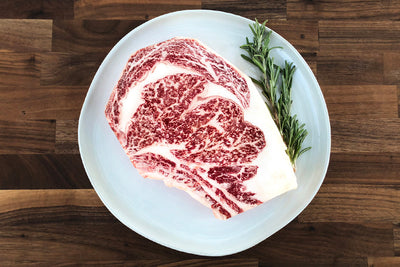 Fullblood Wagyu Ribeye Steak (Bone-In)