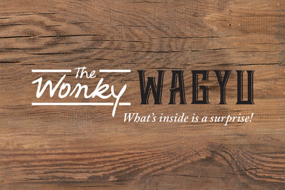 COMING SOON! The Wonky Wagyu Box