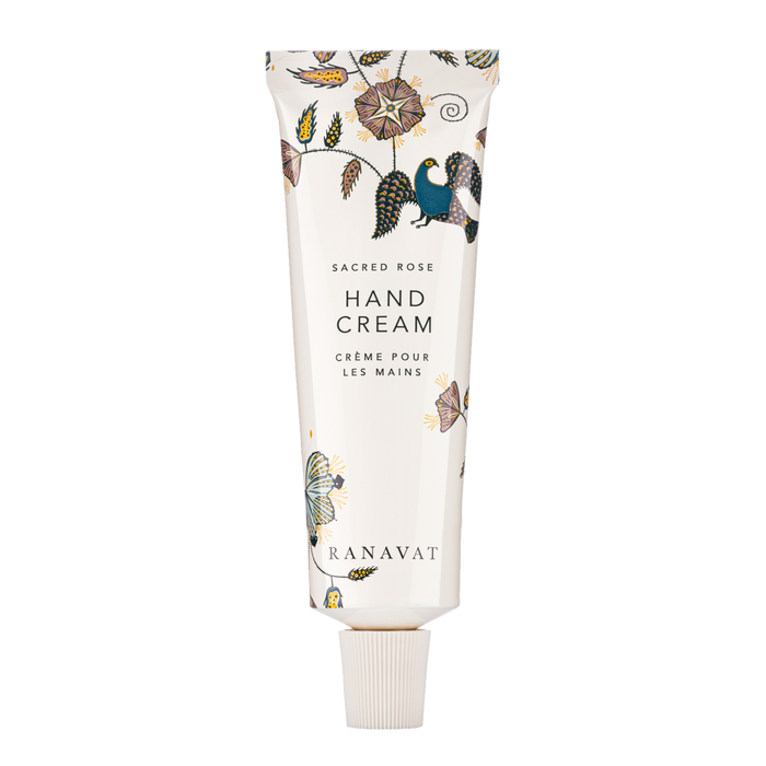 The Ranavat Sacred Rose Hand Cream