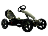 JEEP® ADVENTURE PEDAL GO-KART