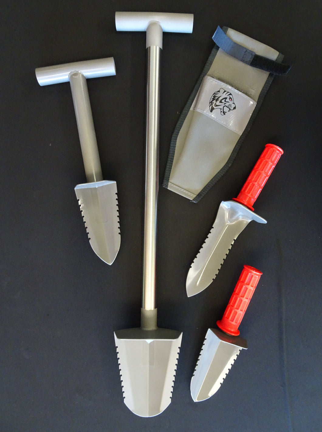 Set of 4 Tyger Digging Tools