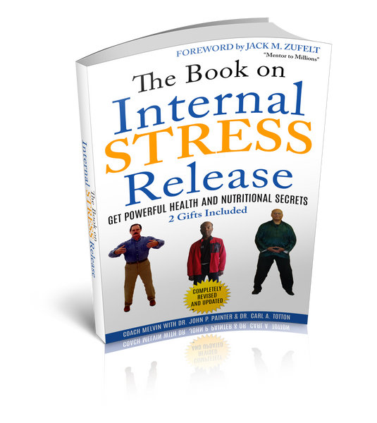 The Book on Internal STRESS Release - FREE BOOK!