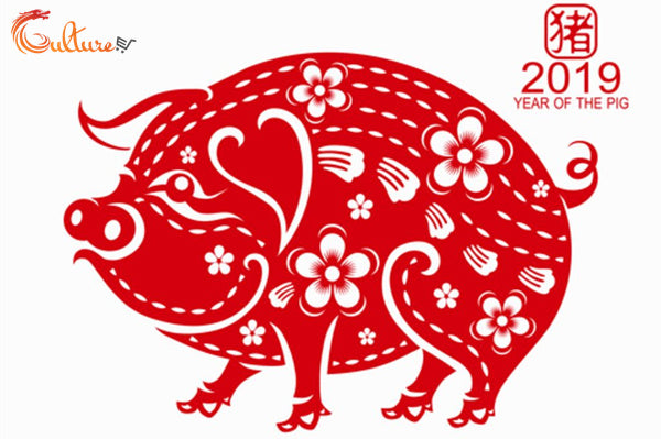 Year of the Pig (Earth Pig Year 2019)