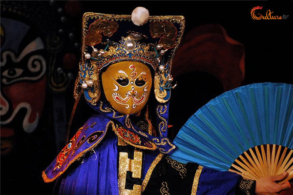 Sichuan Opera Goes International