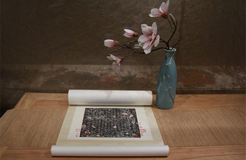 Say 'I love you' with classical Chinese scroll