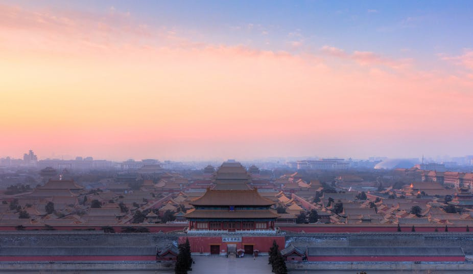 The forgotten history of Beijing's first Forbidden City