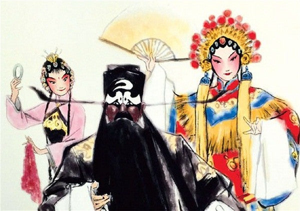 Peking Opera gets a new look