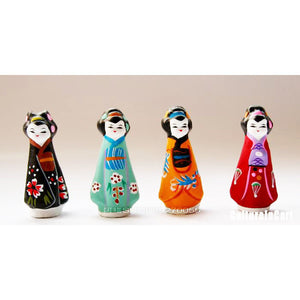 Clay Figurine - Four Beauties - cultureincart.com