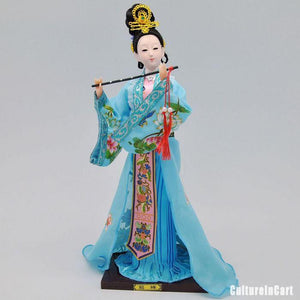 Silk Figure Four Beauties DiaoCan - cultureincart.com