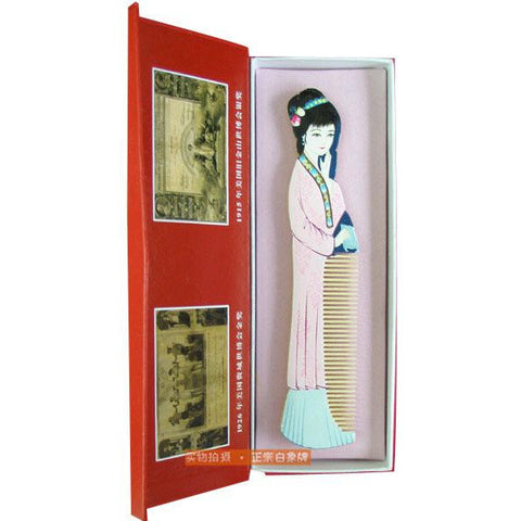 ChangZhou Comb Dream of Red Mansions Figure LinDaiYu
